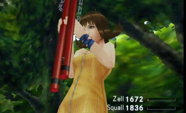 Final Fantasy VIII Ps1 vs Ps4 - YouTube - 190612-202811