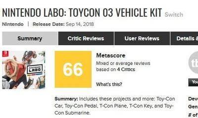 Nintendo Labo- Toycon 03