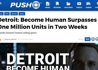 Detroit- Become