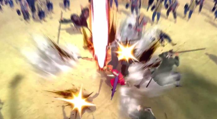 PS4-PS Vita「銀魂乱舞」第1弾PV - YouTube