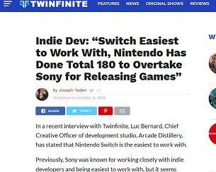 Indie Dev-