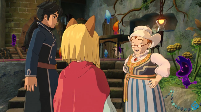 (32) New Gameplay Today – Ni No Kuni II-
