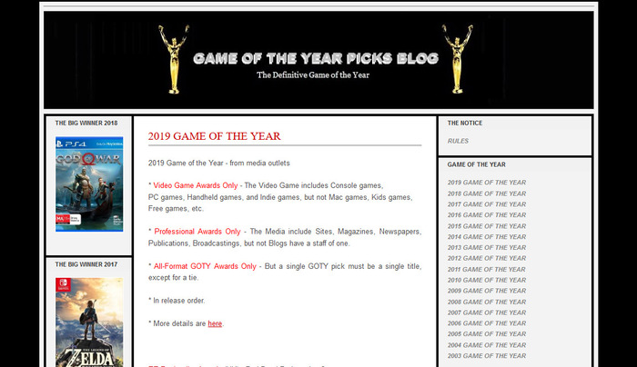 GAME OF THE YEAR PICKS BLOG - 191215-104735