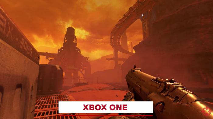 (22) Doom Graphics Comparison-