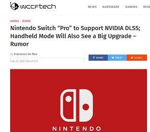 Nintendo Switch _Pro
