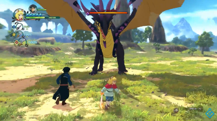 (36) New Gameplay Today – Ni No Kuni II-
