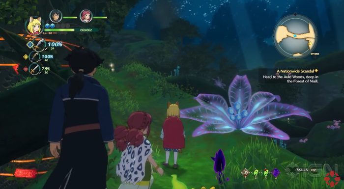 (32) 6 Minutes of Ni No Kuni 2-