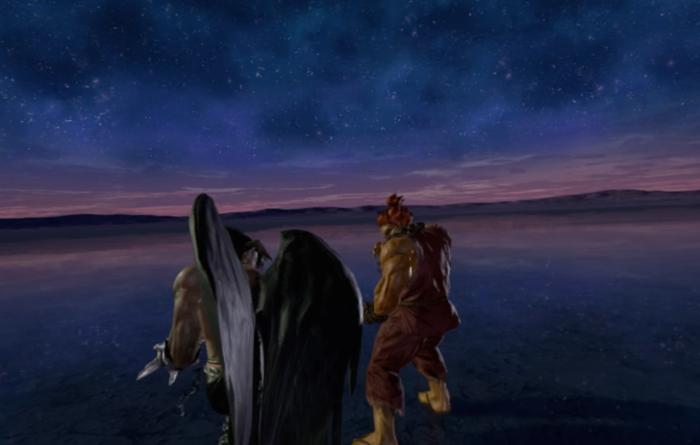 Tekken 7 - VR Mode Gam