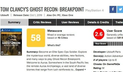 Tom Clancy's Ghost Recon-