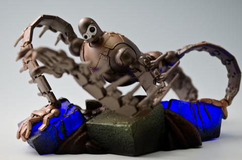 【PVC完成品】ロボット兵とフラップター