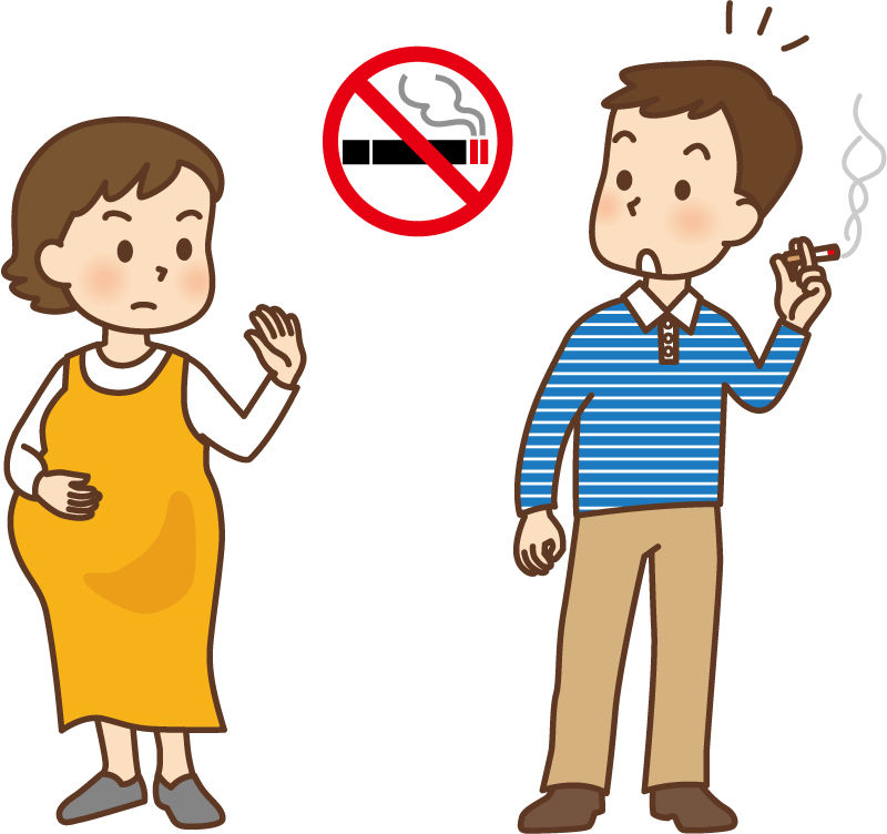 受動喫煙があなたの子どもの健康...