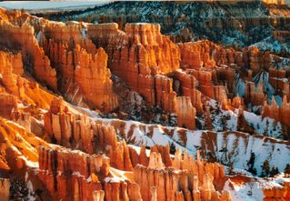 bryce point at bryce canyon