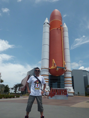 ちよっぺん スペースシャトル