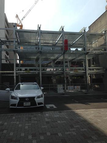 千代田不動産 立体駐車場