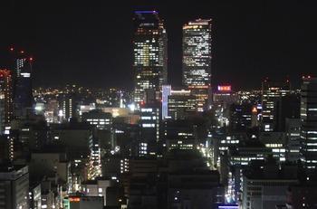 名古屋夜景 のコピー
