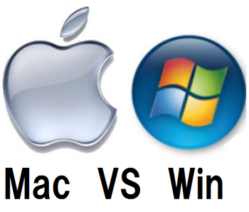 MAC  VS  WIN