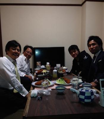 亀田くんと、カツで勝つ!