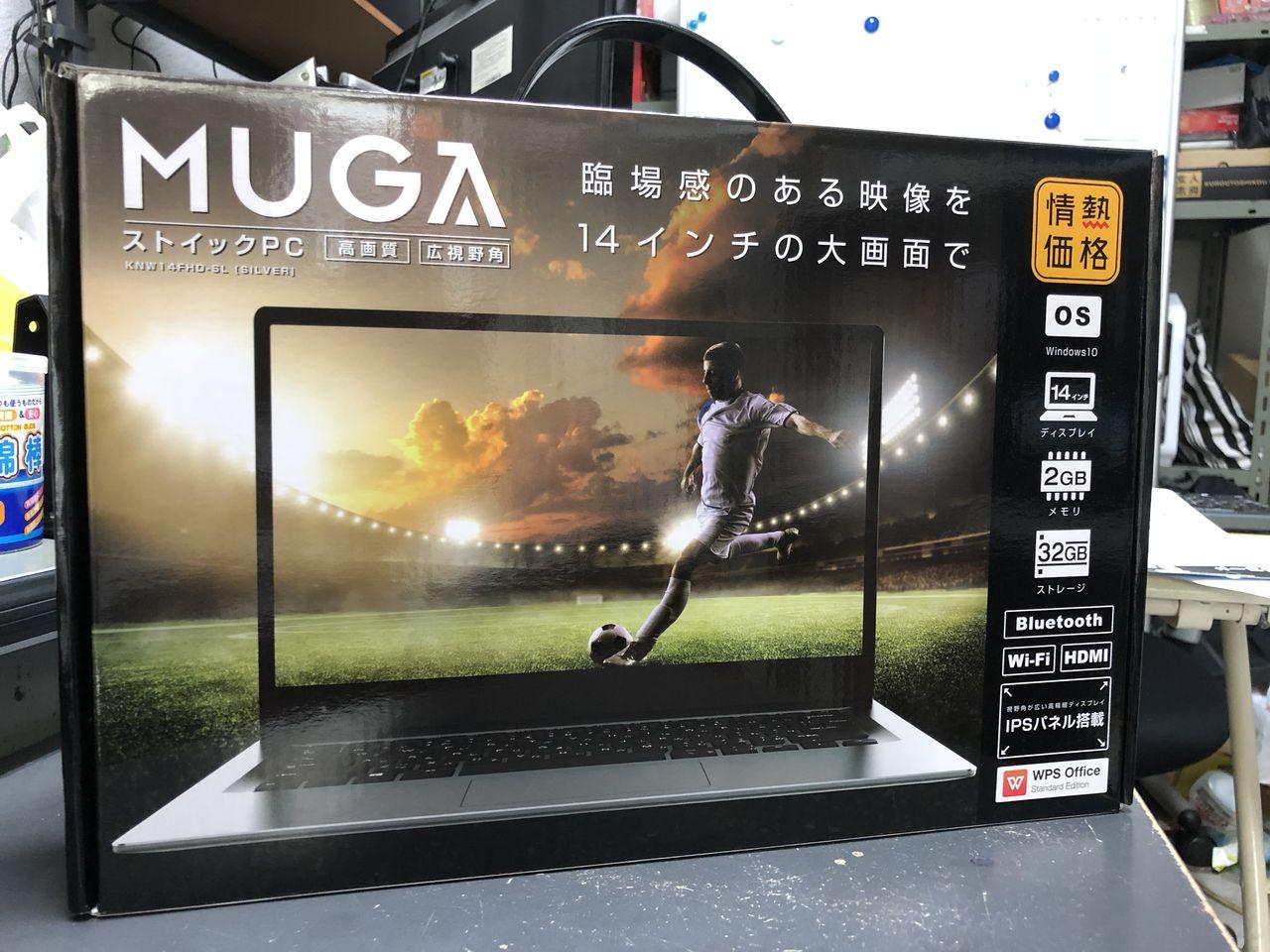 MUGA ドン・キホーテPC 何処まで使える : PC_LUCK (ピーシーラック)