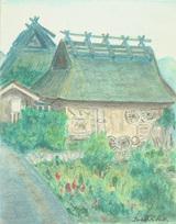 かやぶきの里 美山 〔July 6, 2002〕