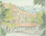 上高地の帝国ホテル 〔October 20, 2002〕
