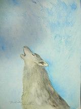 狼の遠吠え [April 2, 2010]