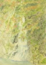 箕面の滝 〔November 30, 2005〕
