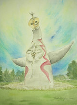 太陽の塔 〔August 11, 2009〕