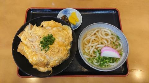 丸純カツ丼セット