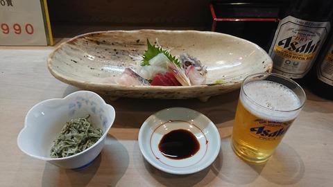 寿司正ほろ酔いセット