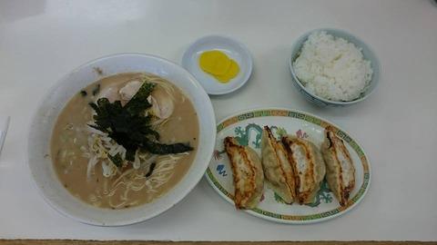 大竜軒門司餃子セット