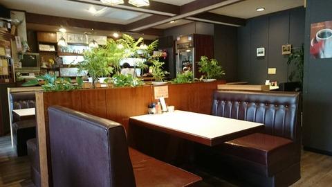 喫茶パール店内