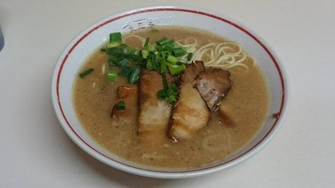 大三元焼豚ラーメン