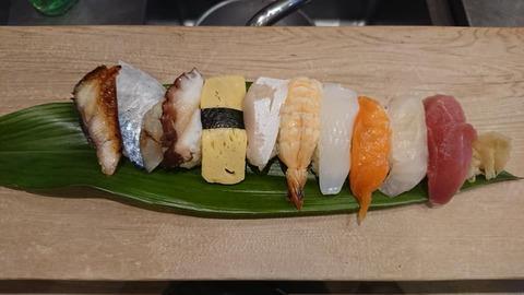 寿司正にぎり10