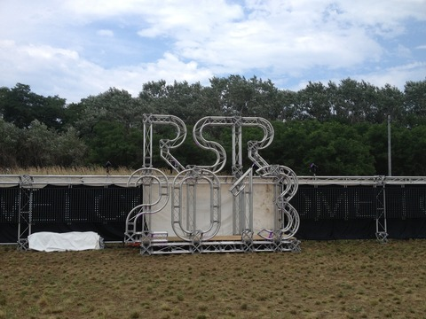 RSR2013入場口