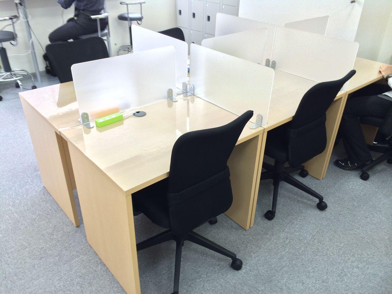 移動式コワーキング第6回  in 北海道ビジネスサポートセンター