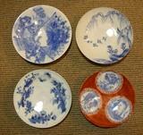 平戸皿4枚