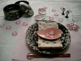 食輝塾桜コーディネート