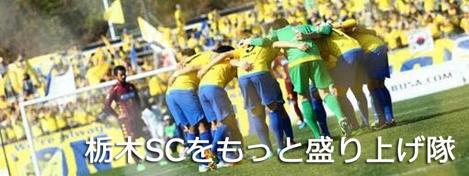 栃木SCをもっと盛り上げ隊 イメージ画像