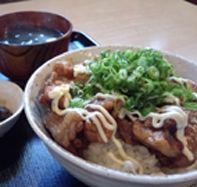 テリヤキマヨ丼