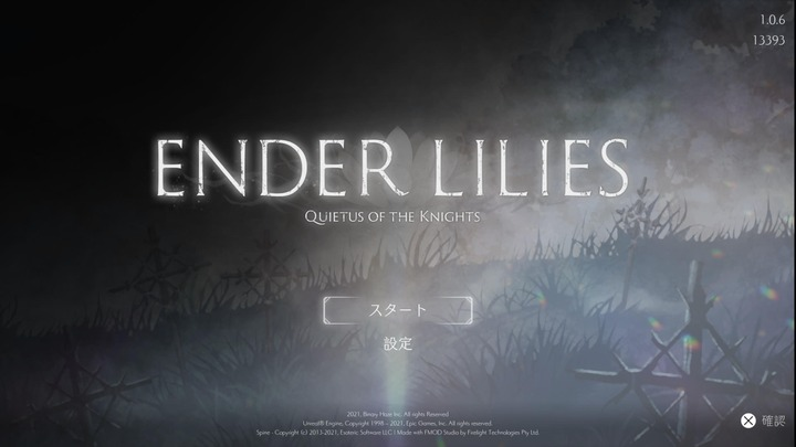 ENDER LILIES _ Quietus of the Knights_20210809183739