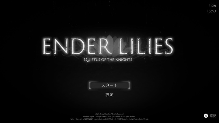 ENDER LILIES _ Quietus of the Knights_20210801175656