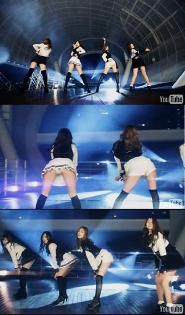 韓流アイドルのパンチラ画像収集部YouTube動画>17本 ->画像>123枚
