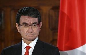 【石破終了速報】 河野太郎閣下、次期総理大臣決定!!!!