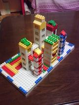 LEGO合作多塔6