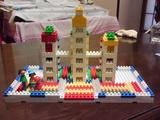 LEGO合作多塔2
