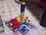 LEGOかなう塔2