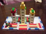 LEGO合作多塔1