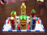 LEGO合作多塔4
