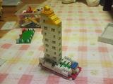 LEGOパパマンション1