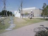 西大寺の新図書館